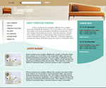 Website Re-design: Furniture Store