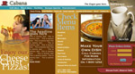 Custom Website: Restaurant
