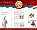 Website Re-Design: Restaurant
